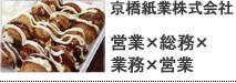 京橋紙業株式会社 第4回 2020年までにオレたちができること