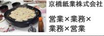 京橋紙業株式会社 第3回 2020年までにオレたちができること