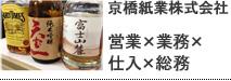 京橋紙業株式会社 第8回 2020年までにオレたちができること